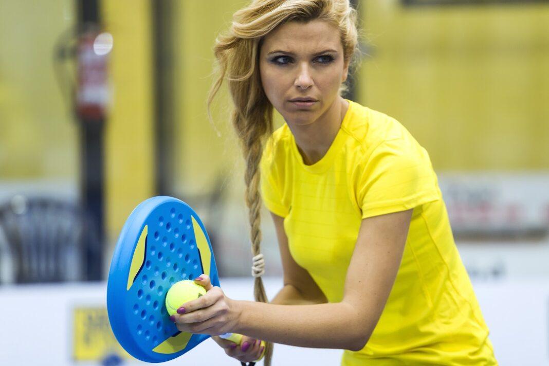 Padel tennis dame